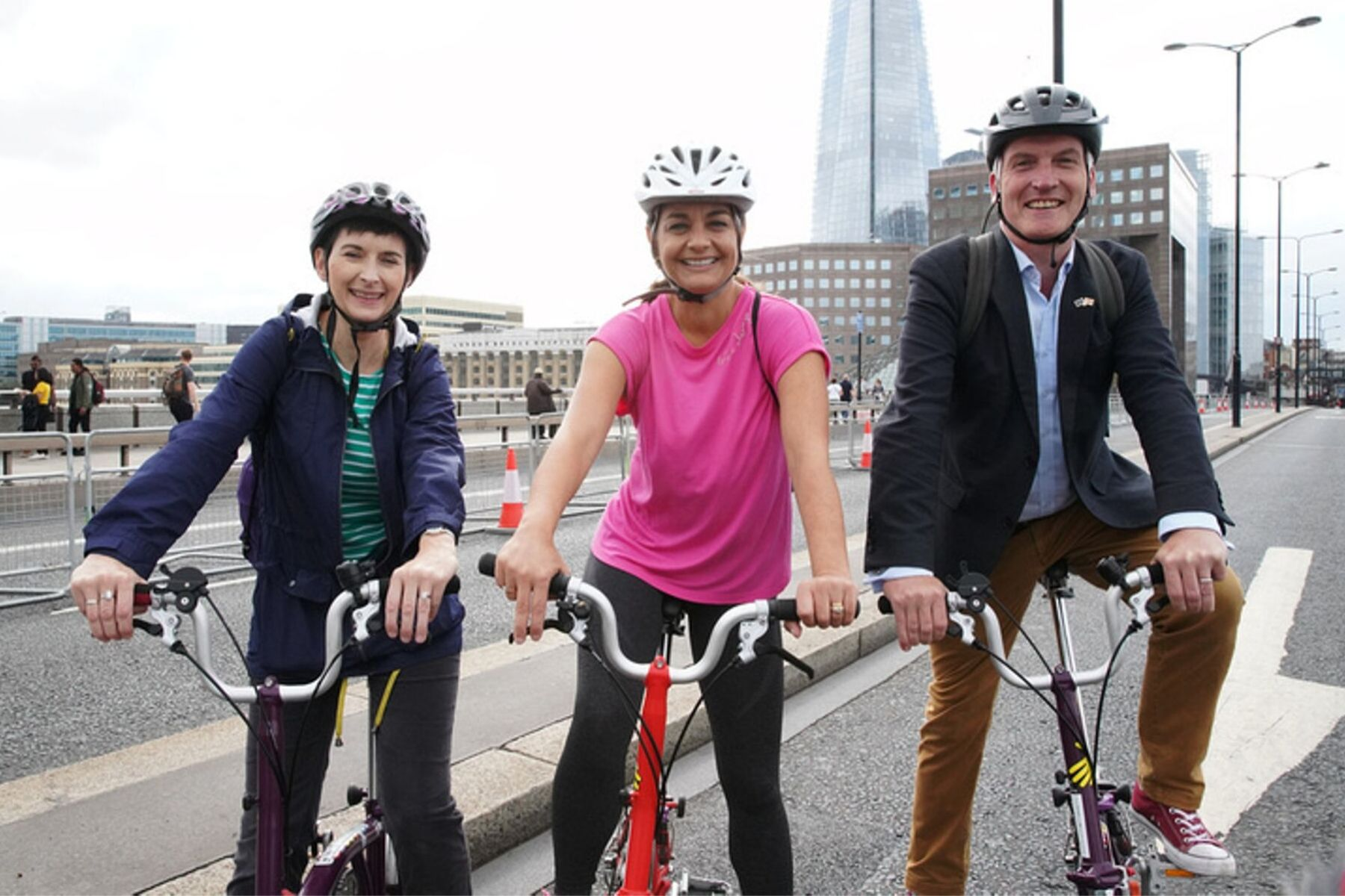 Siobhan Benita pledges more car-free days as Mayor of London