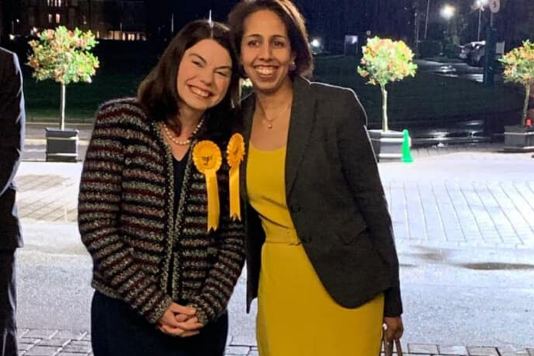 Two new Liberal Democrat MPs elected in London