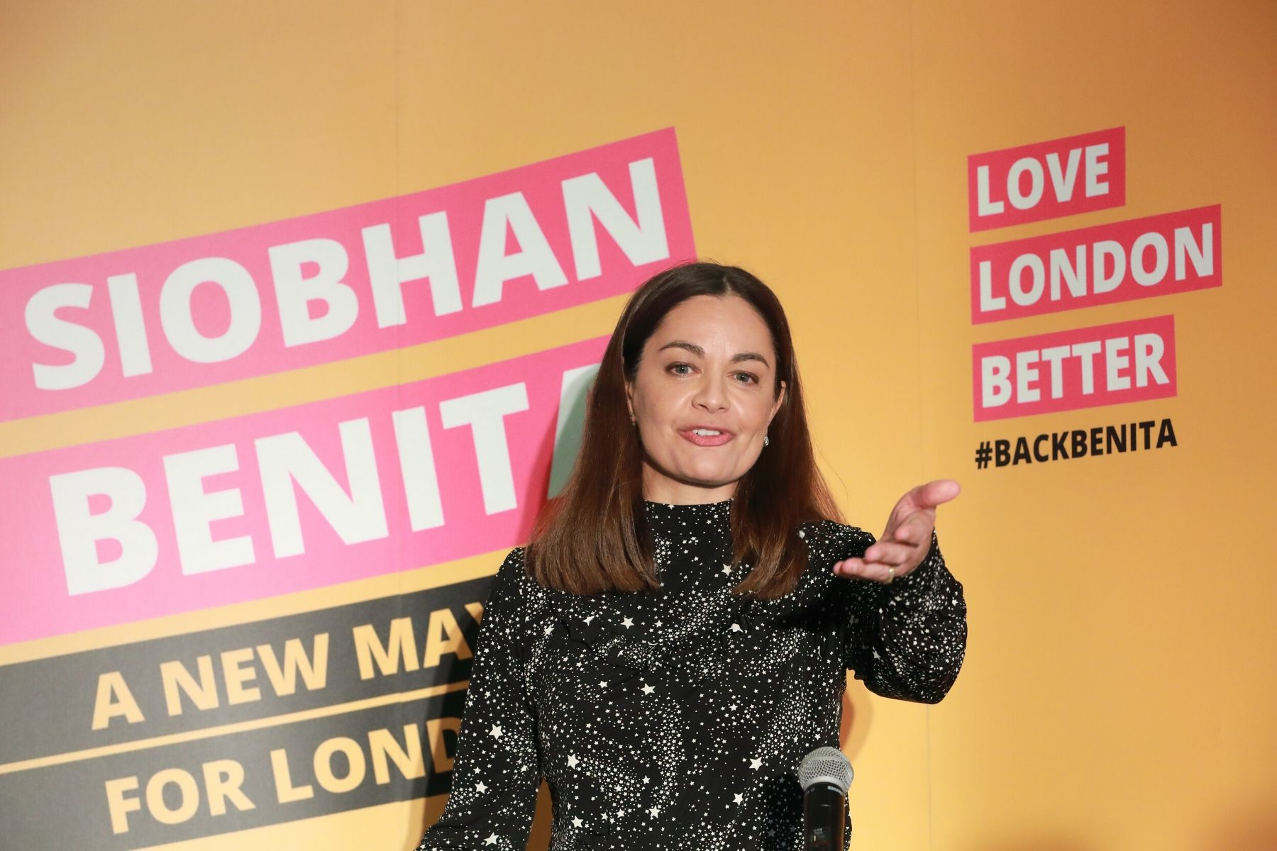 Siobhan Benita launches campaign to become next London Mayor