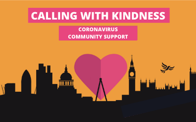 Calling With Kindness: Coronavirus Community Support