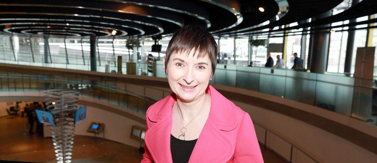 Caroline Pidgeon welcomes decision to add Thameslink stations to the Tube map