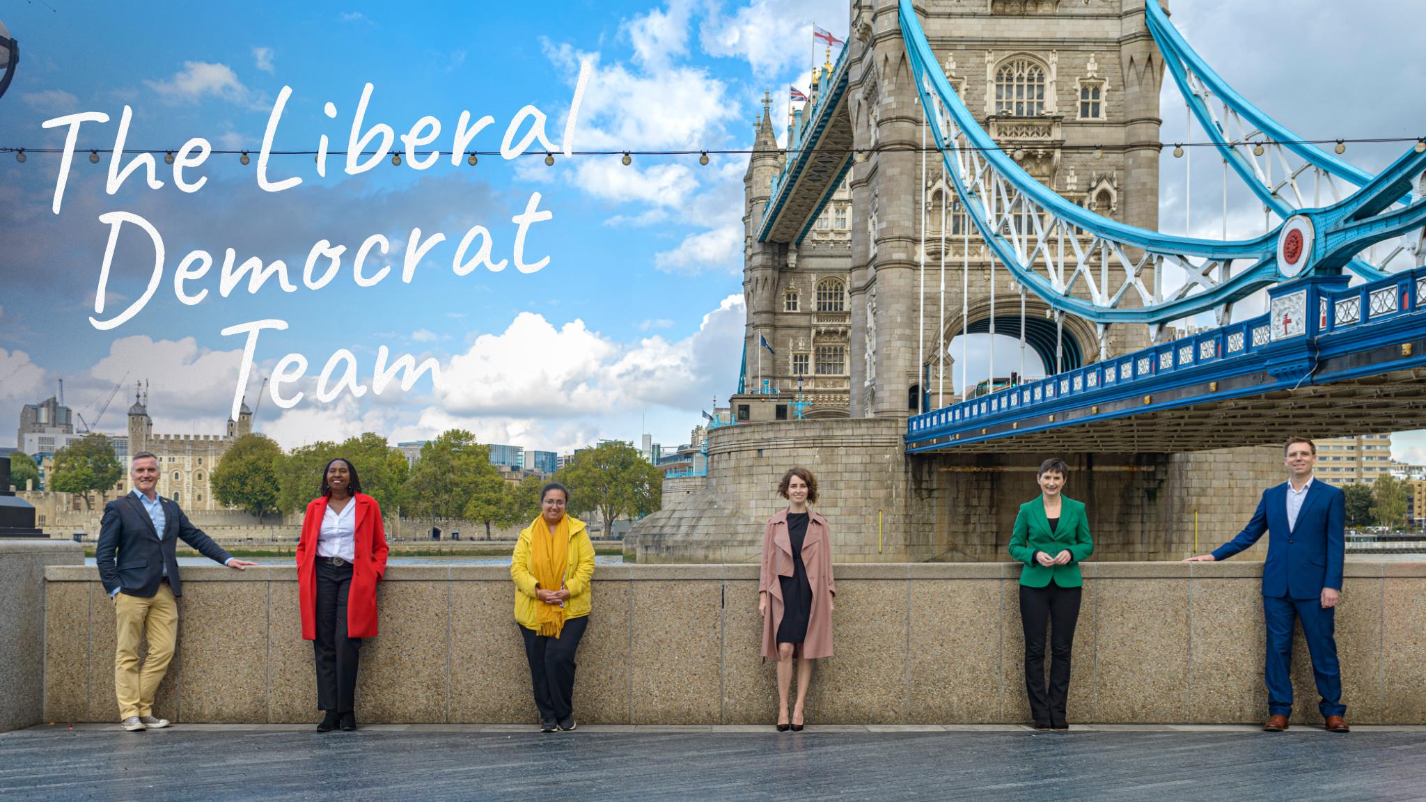 Our Liberal Democrat Team