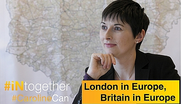 Keep London in Europe