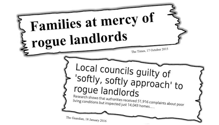Most London councils failing to tackle rogue landlords - Caroline Pidgeon