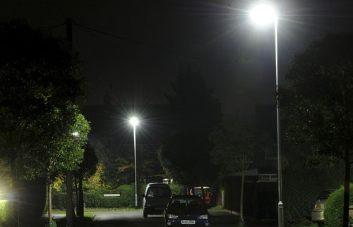 Switch our Street Lights Back On!