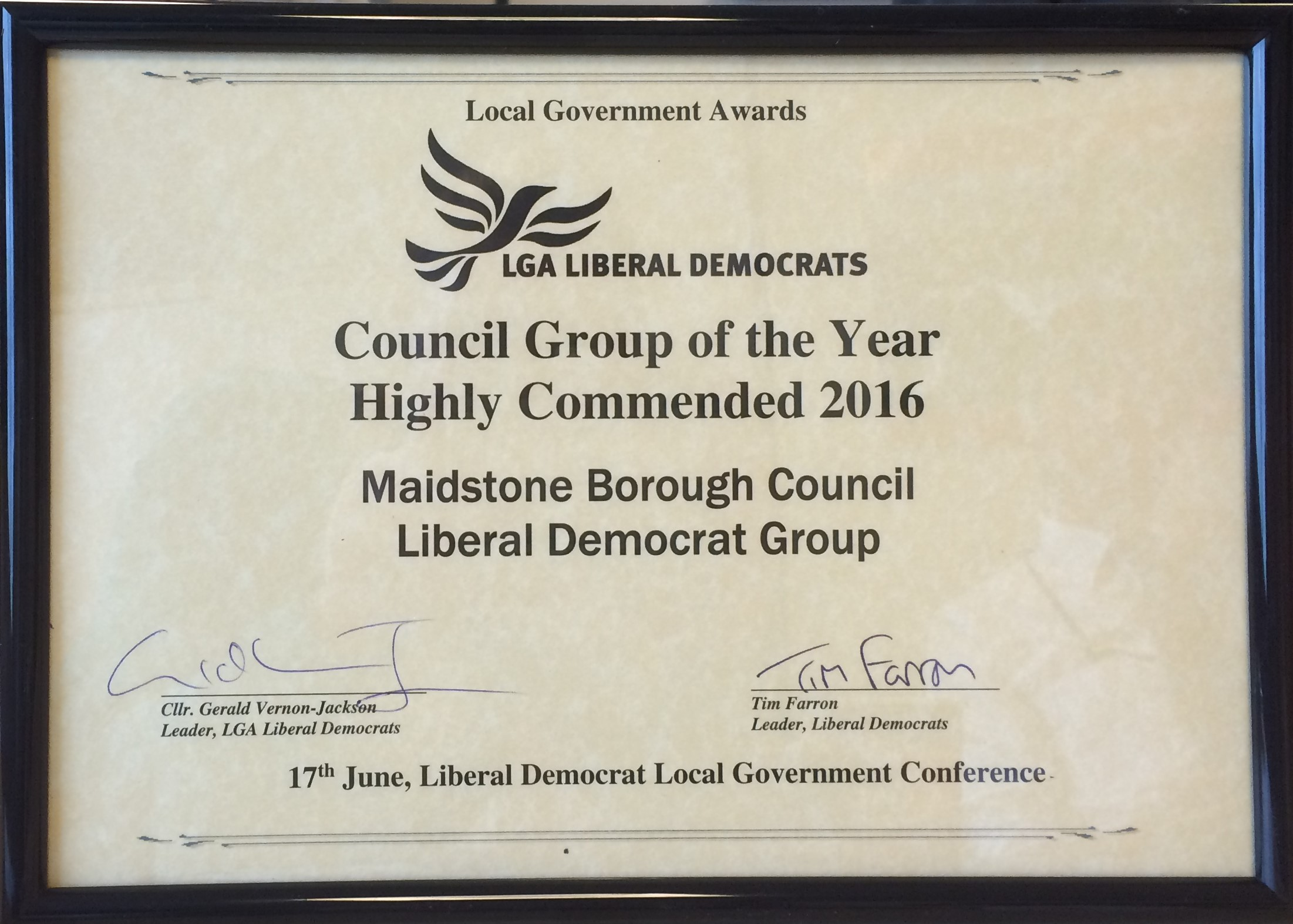 News From Our Maidstone Borough Councillors