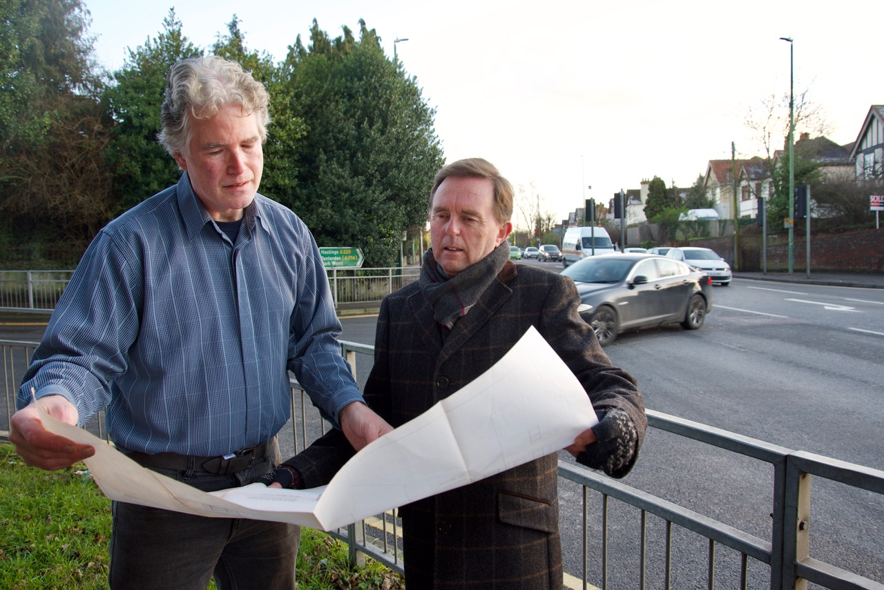 Lib Dems protect £2M for Maidstone Junction Improvements