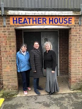 Heather House Update