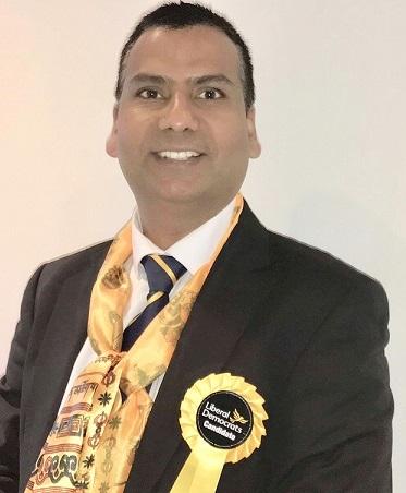 Cllr Dinesh Khadka