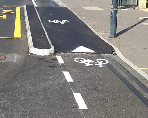 Cycle lane fiasco must not be repeated