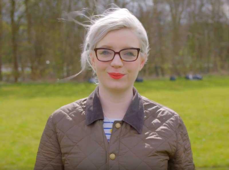 April Preston