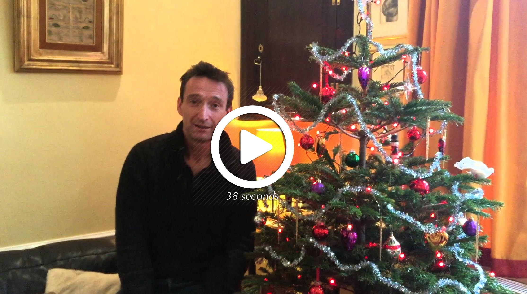 Merry Christmas from John Leech!