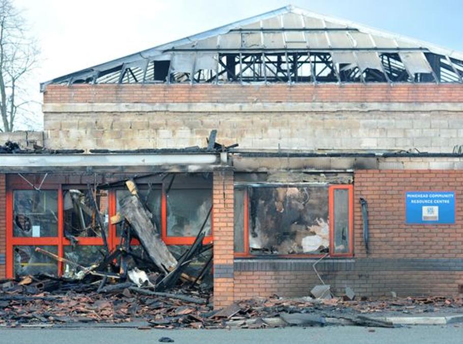 Rebuild Minehead Centre