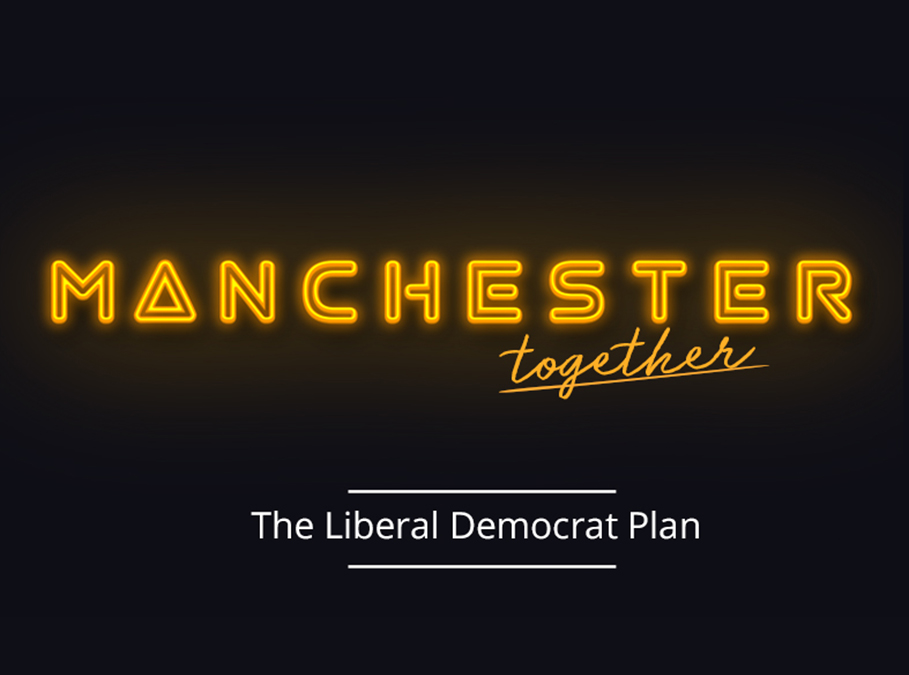 Manchester Together: Our Plan