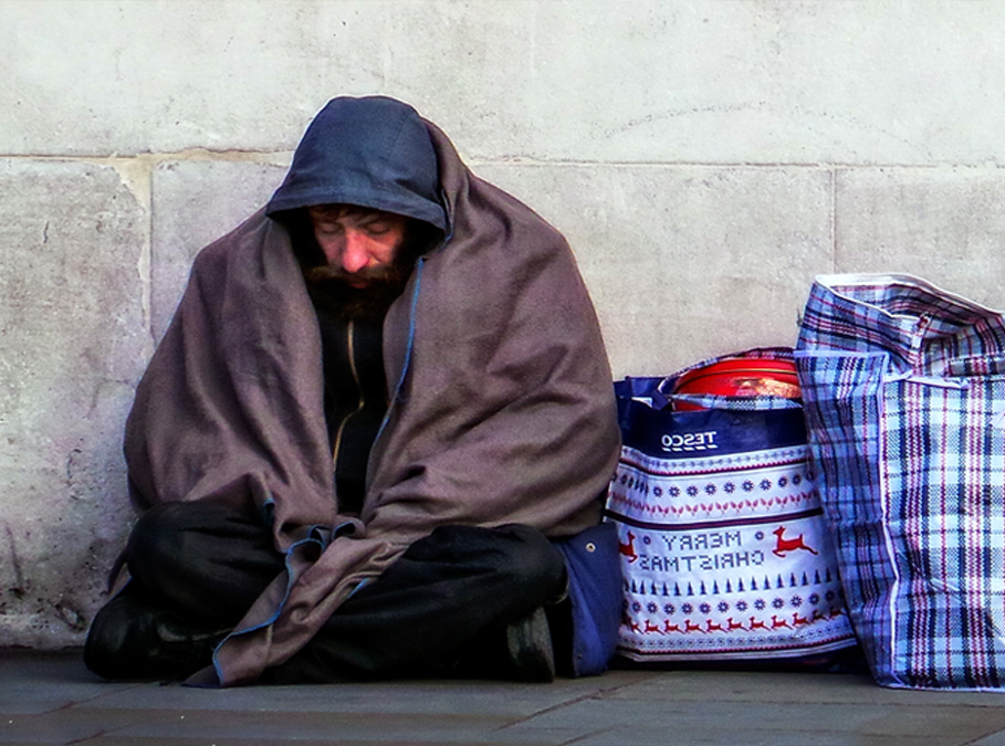 Scrap Labour's Homeless Tax