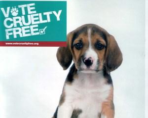 Vote Cruelty Free Campaign