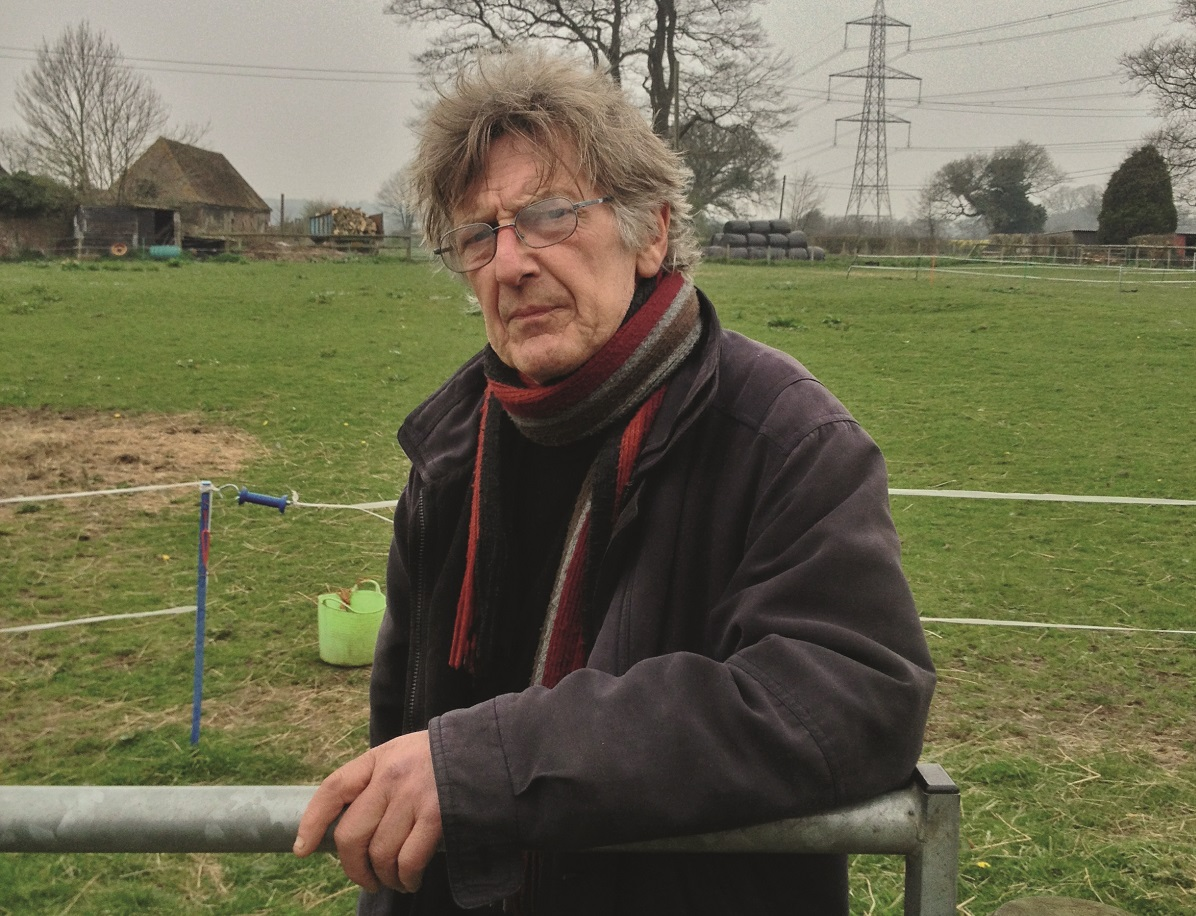 Alex Brenton pays tribute to local campaigner John Phelps
