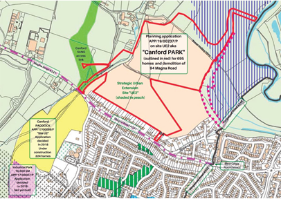 Decision Due on Bearwood development