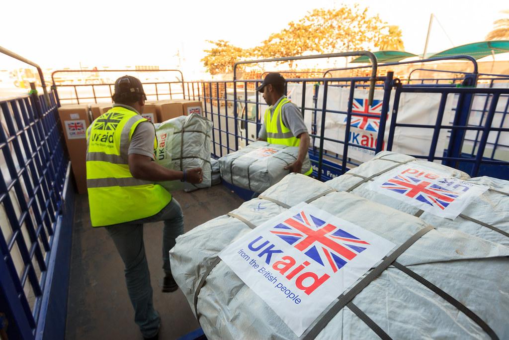 Parliament gagged on International Aid cuts