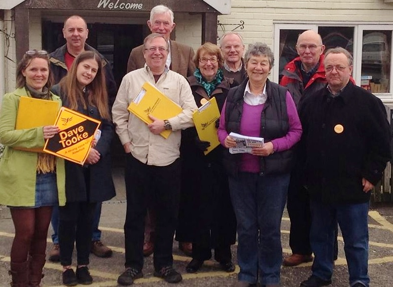 Dorset Lib Dems are Fighting Back: Alderholt By-Election