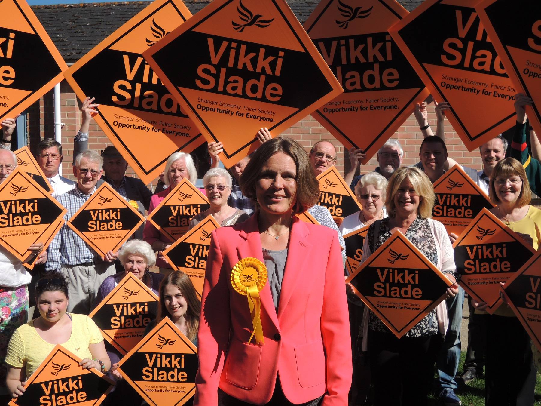 Vikki Slade selected to fight Broadstone by-election