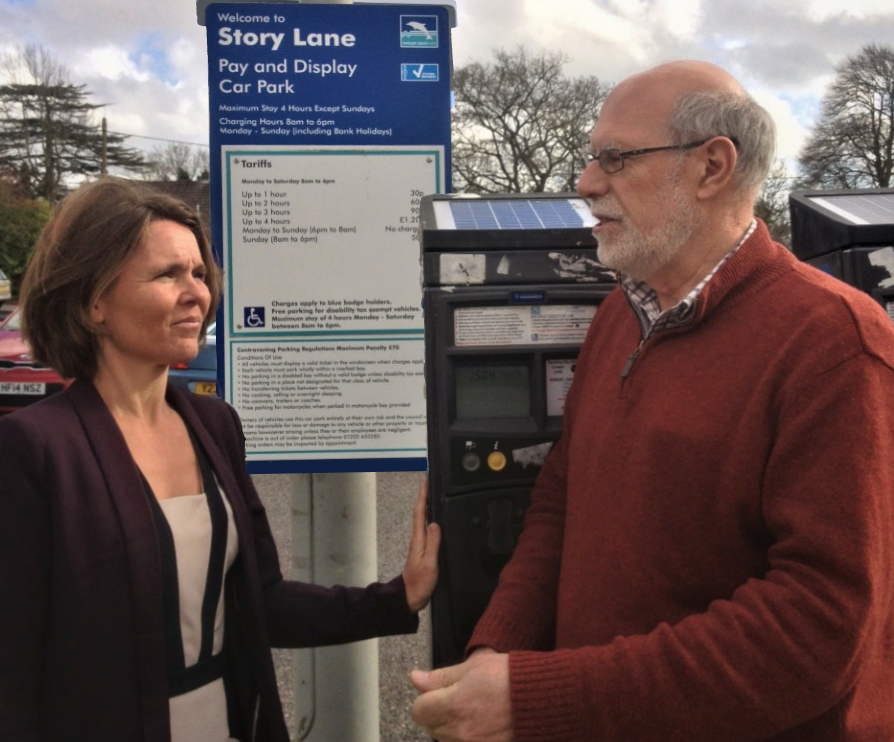 Petition launched to stop Poole Council doubling car parking charges