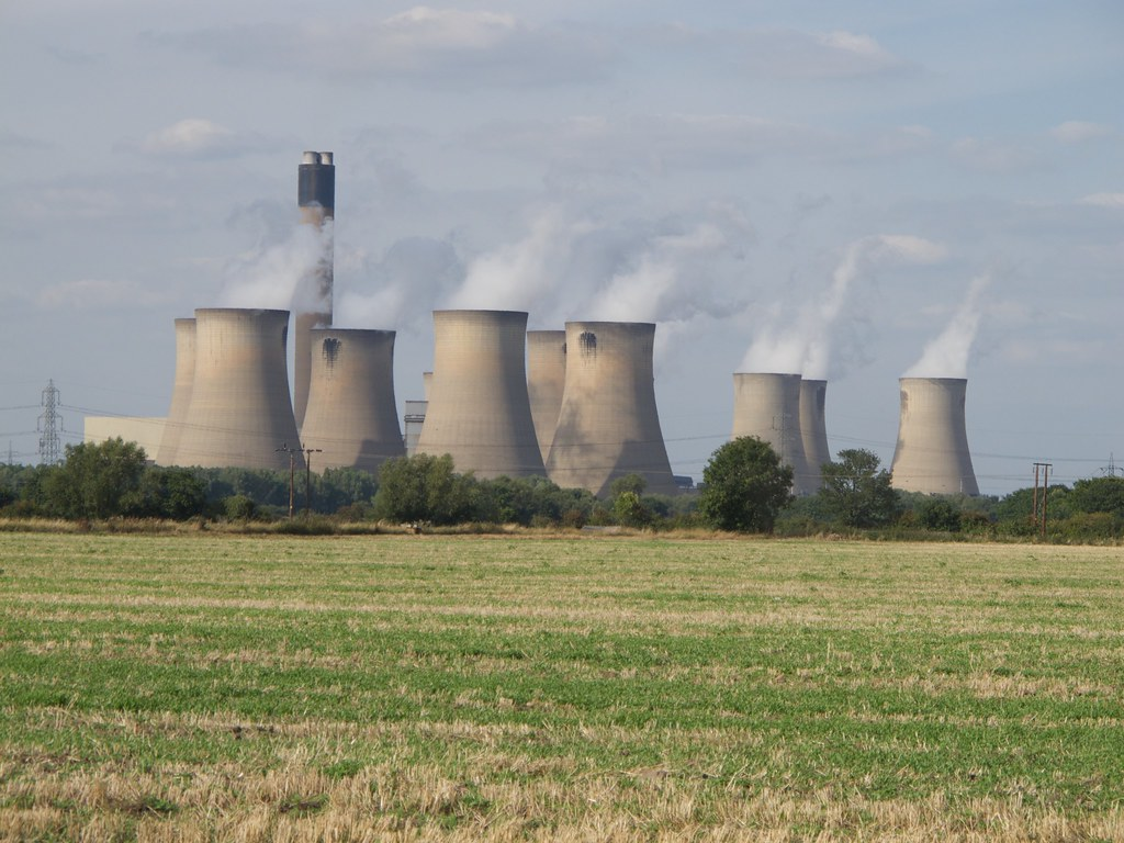 Lib Dems: carbon-negative target for Drax