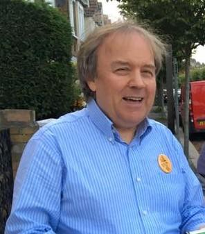 Councillor Simon McGrath Dundonald Ward