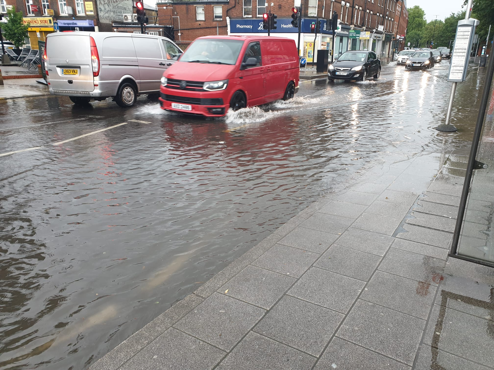 Flooding - Time for Action
