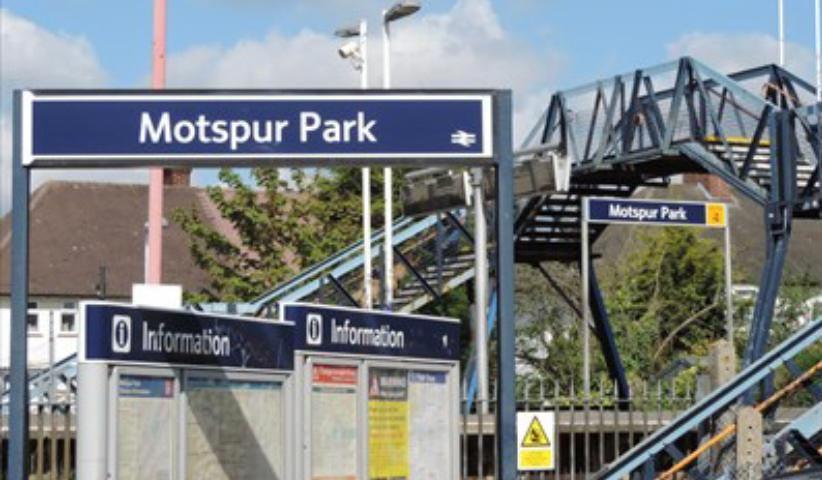 Stop South Western Railway Cuts