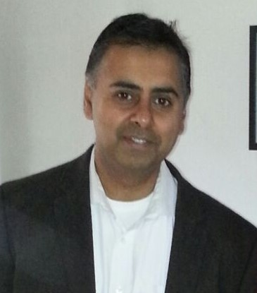 Asif Ashraf, St Helier by-election candidate