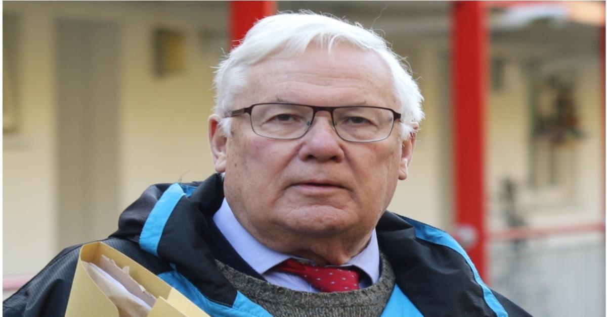 Llanidloes - Councillor Gareth Morgan