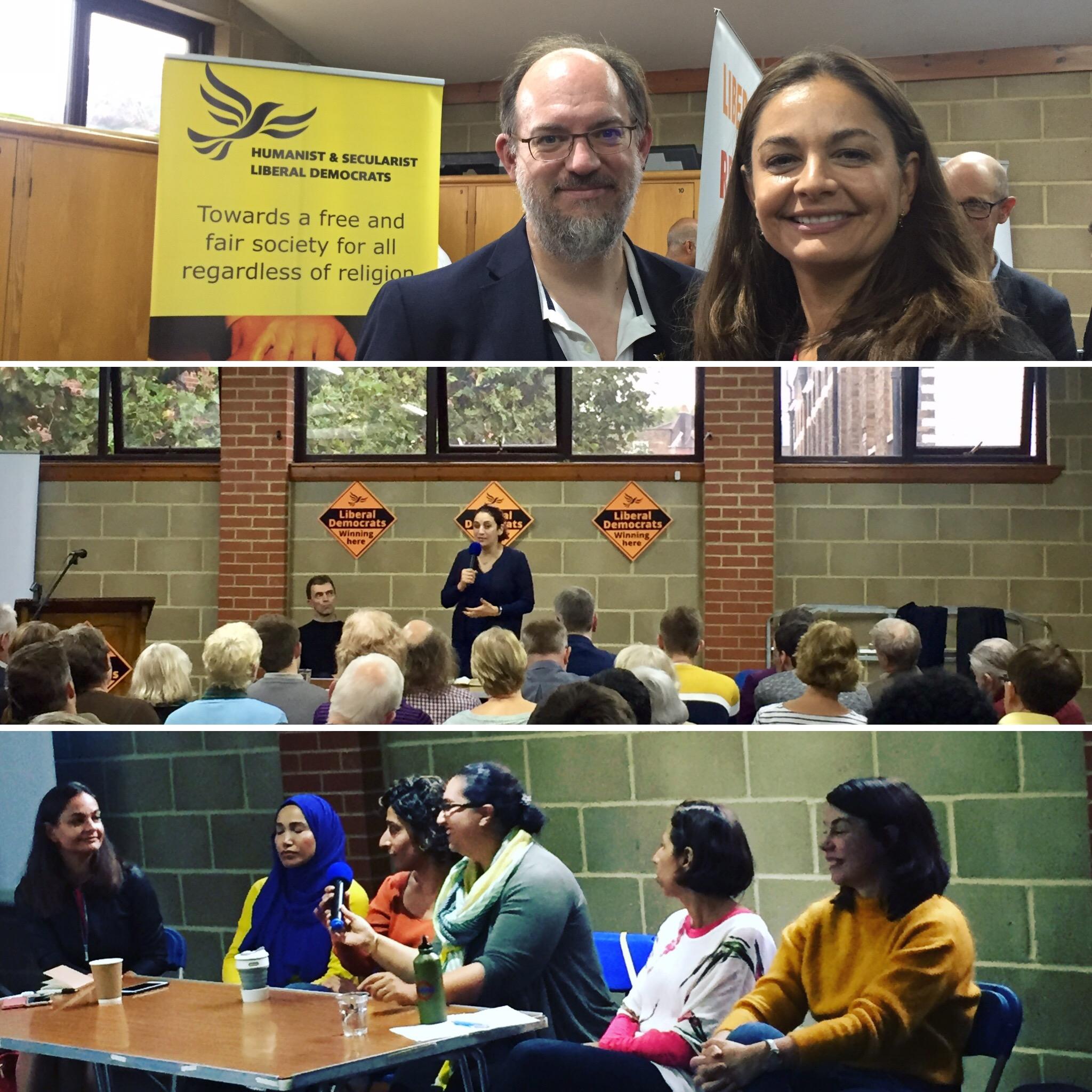 Liberal Democrats London Conference