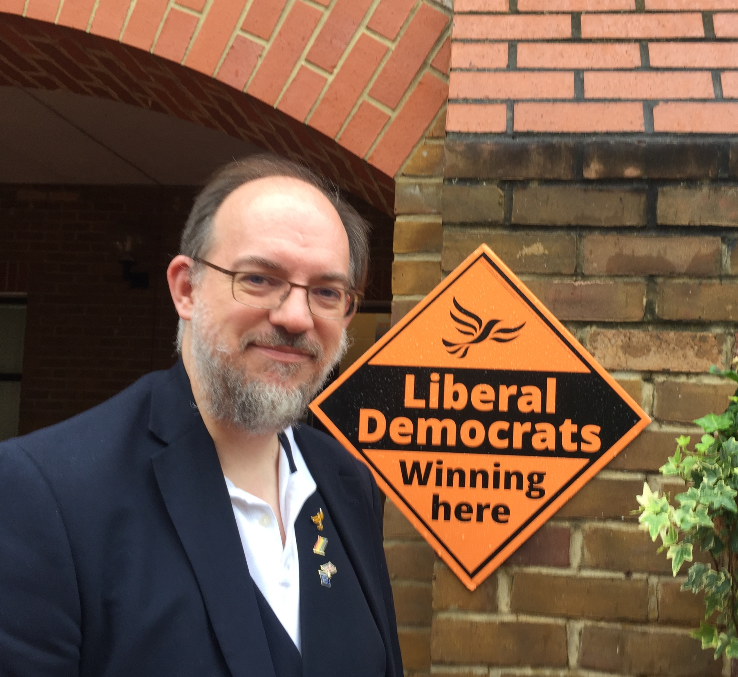 Richard Flowers Liberal Democrats