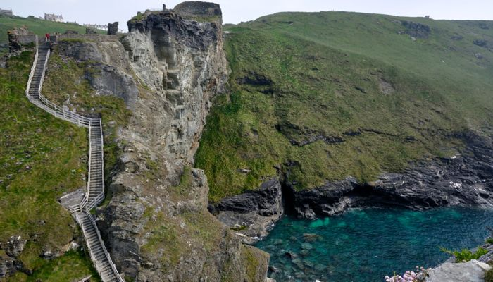 Tintagel and Boscastle