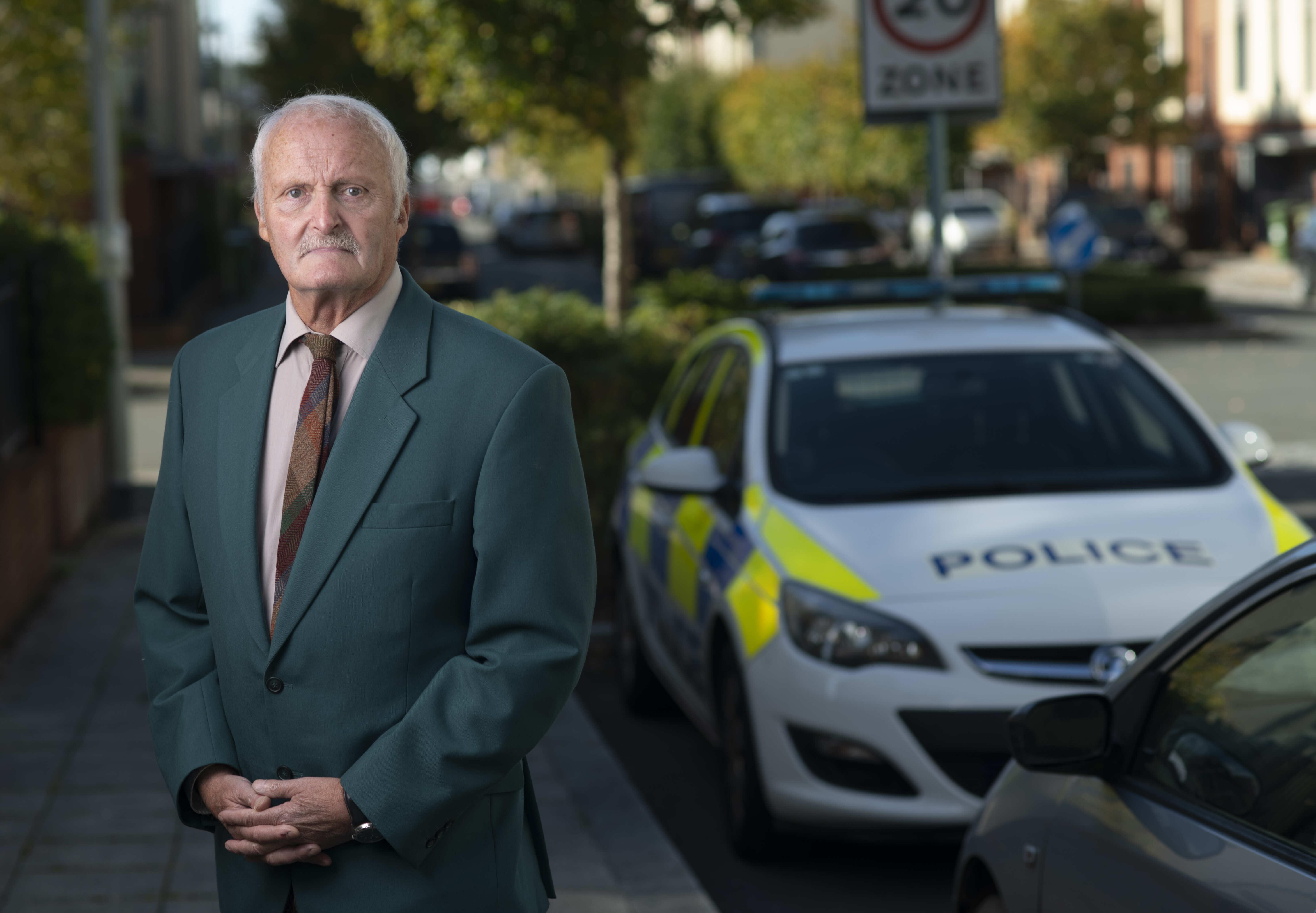 Restore Community Policing