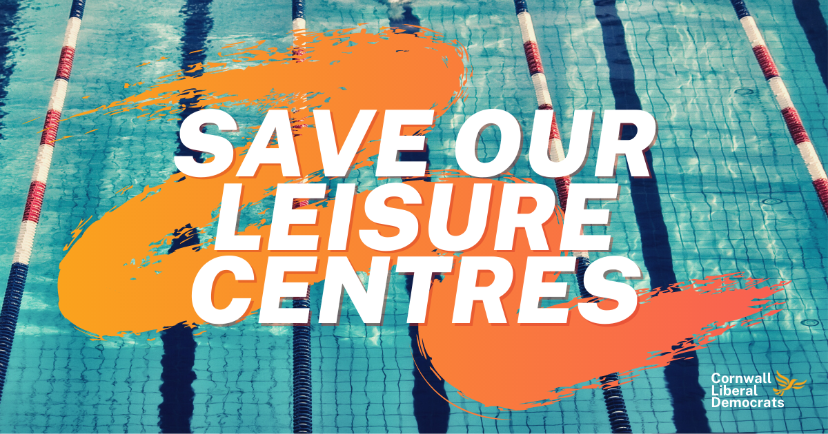 Save Our Leisure Centres