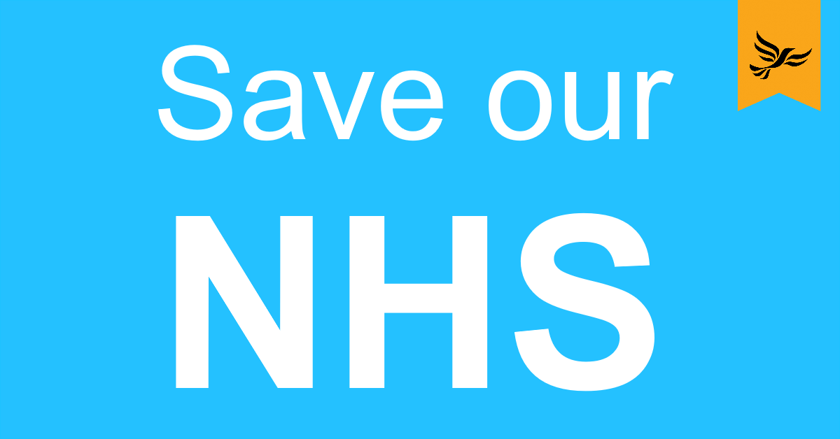 Save our NHS