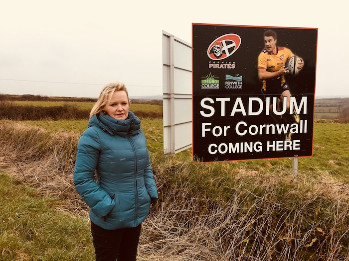 Cornwall Lib Dem Council Group position on a Stadium for Cornwall