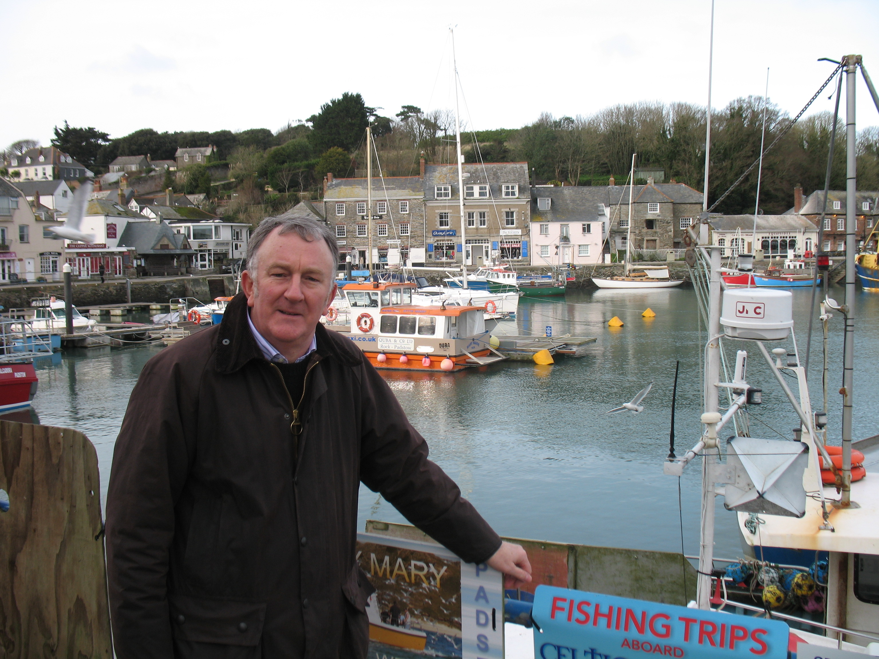 Richard Buscombe -Padstow
