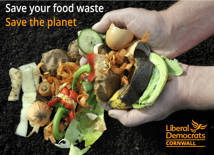 Save your food waste and help save the planet