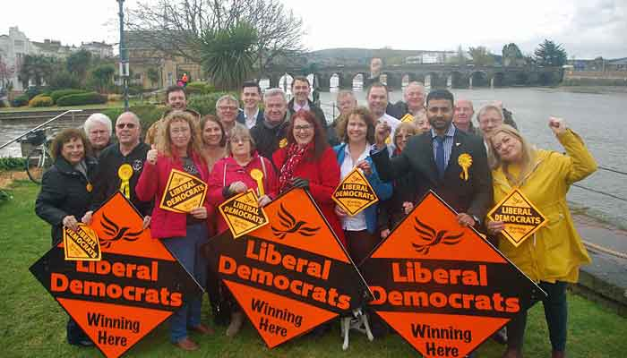 North Devon Liberal Democrat Candidates