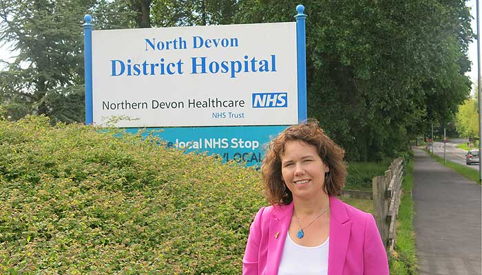Kirsten Johnson's statement on Care in North Devon, following recent reports.