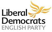 Logo of the Lib Dems English Party