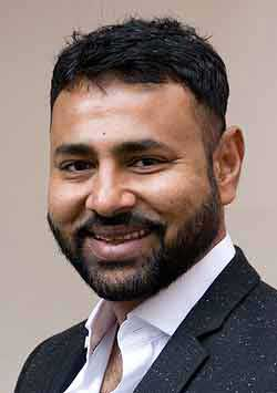 Cllr. Syed Jusef