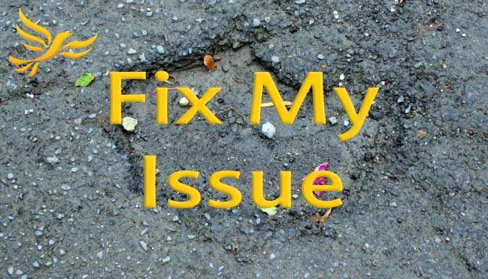 Fix My Issue