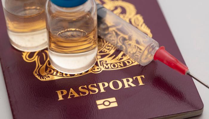Vaccine and passport