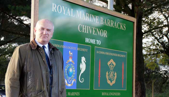 Save RMB Chivenor from Closure