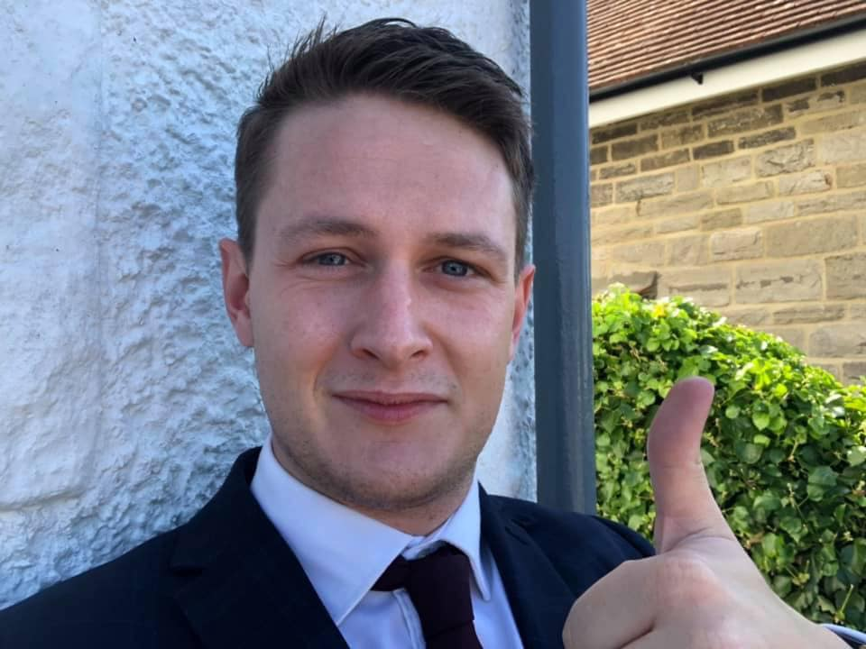 Newly selected Liberal Democrats Parliamentary Candidate for North Dorset