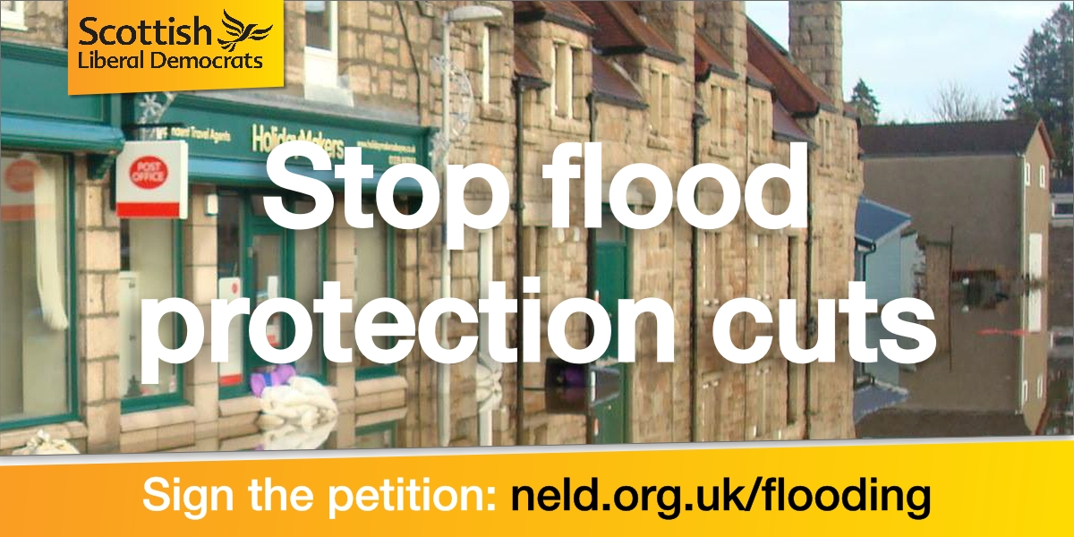 Stop Flood Protection Cuts